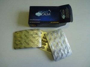 Night Calm tablets review
